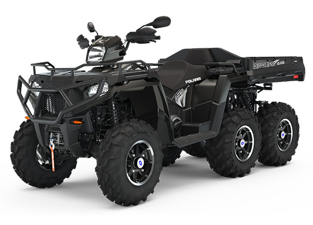 Sportsman® 6x6 570 EPS Stealth Black